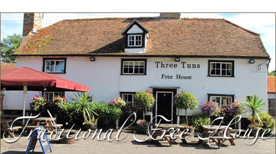 Three Tuns: pub