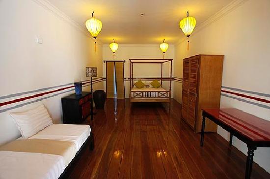 Villa Srey: Villa's Srey superior room