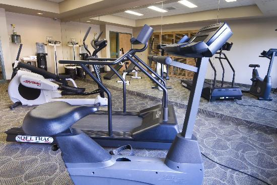 BEST WESTERN PLUS Pembina Inn & Suites: Fitness Room