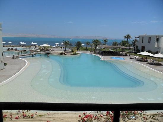 La Hacienda Bahía Paracas: view from our room