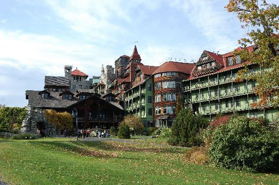 Mohonk Mountain House: beautiful mohonk!