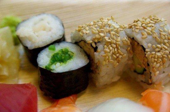 Japs! Sansalvario: particolare sushi 1