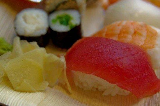 Japs! Sansalvario: particolare sushi 2