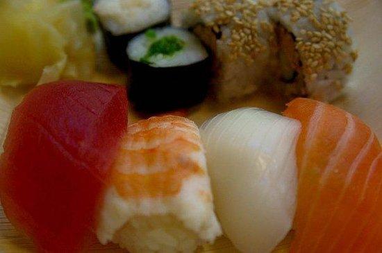 Japs! Sansalvario: particolare sushi 3