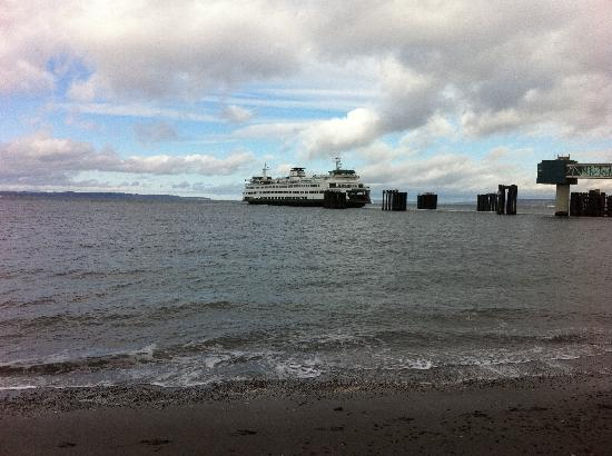 Best Western Plus Edmonds Harbor Inn: Ferry to Kingston
