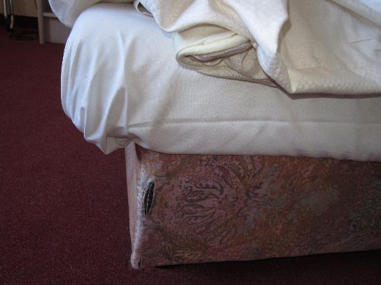 Hotel Deichgraf Cuxhaven: Die Betten