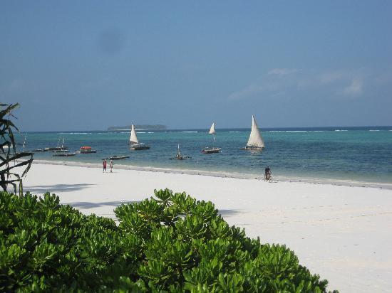 Matemwe Baharini Villas: Spiaggia di Matemwe