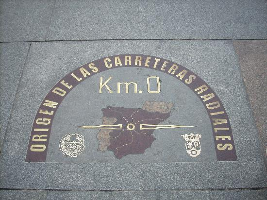 Km 0 puerta del sol picture of intur palacio san martin for Kilometro 0 puerta del sol