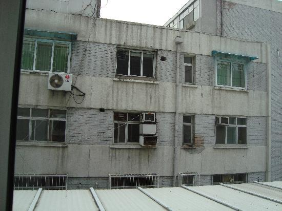 Beijing Regal Hotel Tower B: la vista ' imperdibile'
