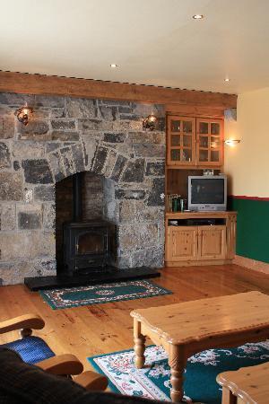 Strasburgh Manor: Sitting Room