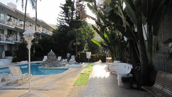 El Tropicano Acapulco: L'autre piscine, davantage pour les tout petits