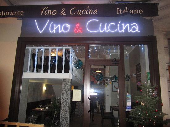 Vino & Cucina: restaurant