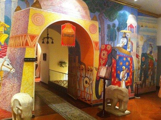 Chingari: Colorfull Entrance