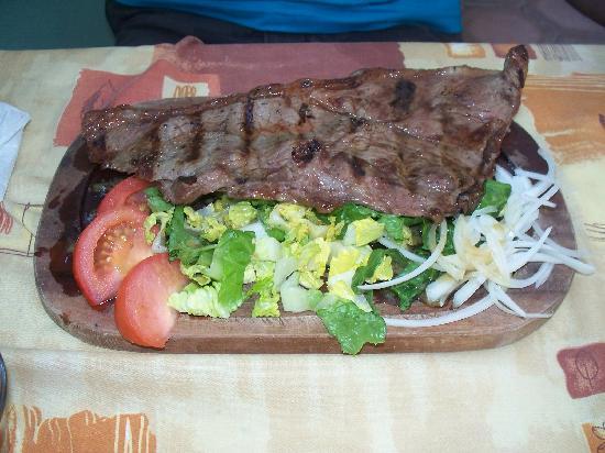 Al Chimichurri: delicious