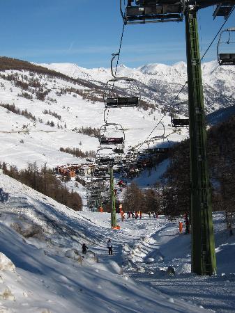 Grand Hotel Duchi d'Aosta : le piste II
