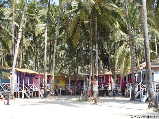 Palolem, India: Cuba Beach Huts_2