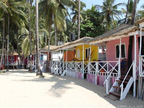 Cuba Premium Beach Huts: Cuba Beach Huts_3