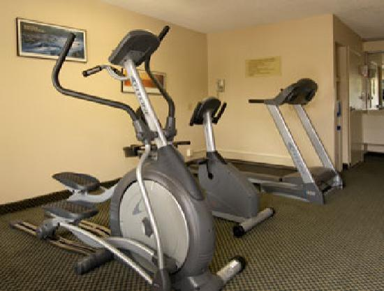 Baymont Inn & Suites Greenville: Fitness Center