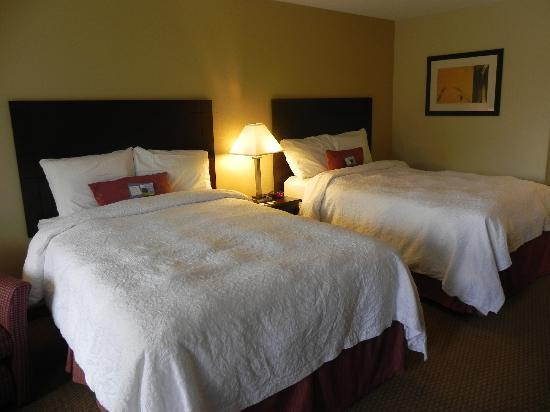 Baymont Inn & Suites Greenville: Double room
