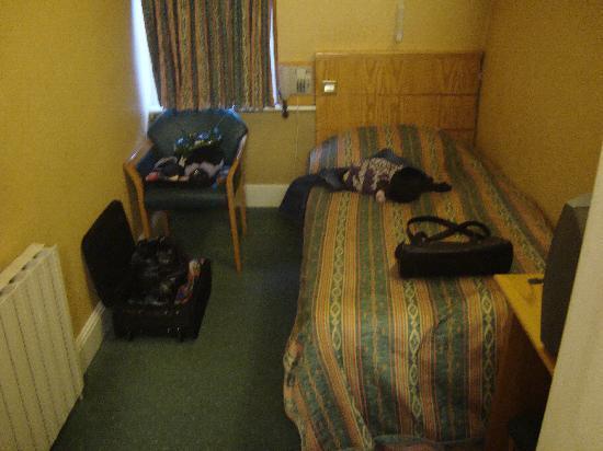Nayland Hotel: Chambre