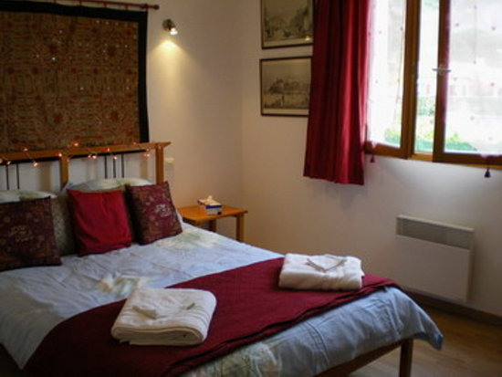 Quillan B&B : Double Room