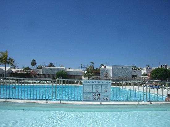 Santa Clara Bungalows: pool