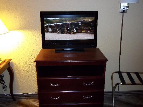 Clarion Hotel: tv