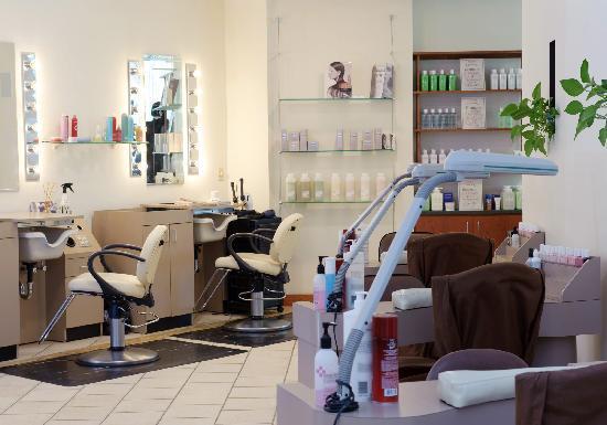 Cranwell Spa & Golf Resort: Salon & Image Center