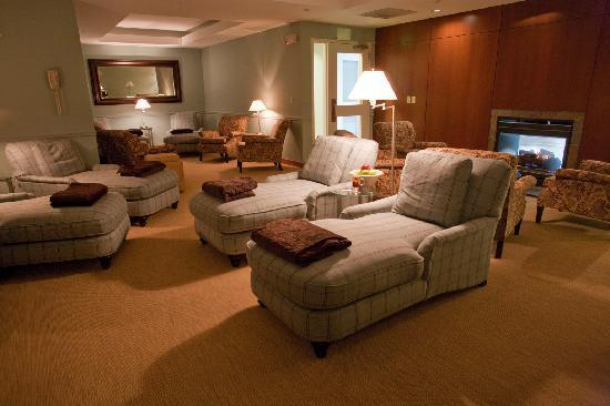 Cranwell Spa & Golf Resort: Spa Relaxation Room