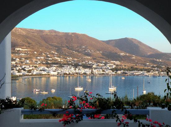 Paros Paradise Apartments : PAROS PARADISE SEA VIEW