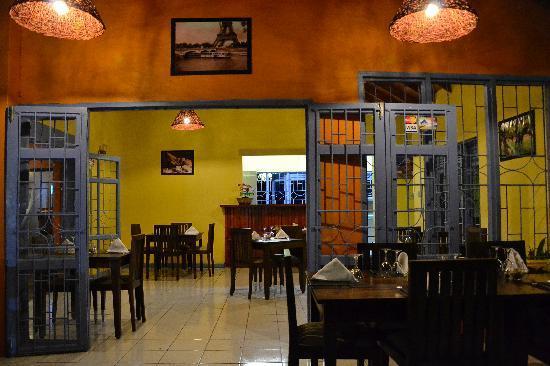 La Terrasse Inn: the restarant