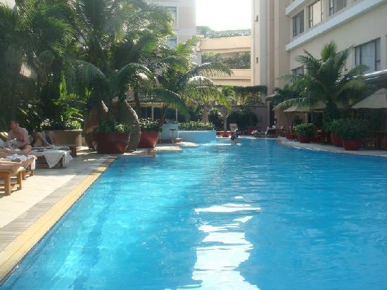 Caravelle Saigon: Pool
