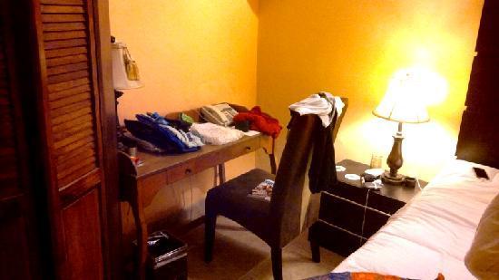 Casa Alebrijes Hotel: La mesa