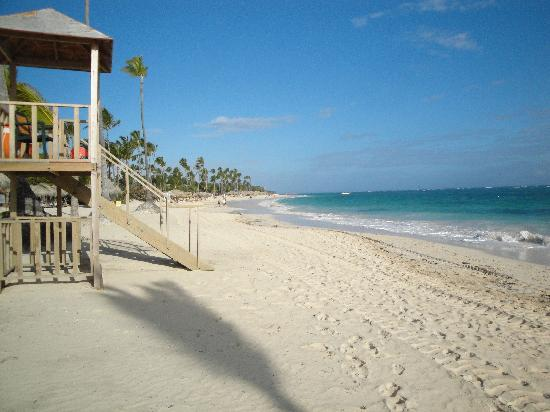 Iberostar Grand Hotel Bavaro: beautiful quiet beach
