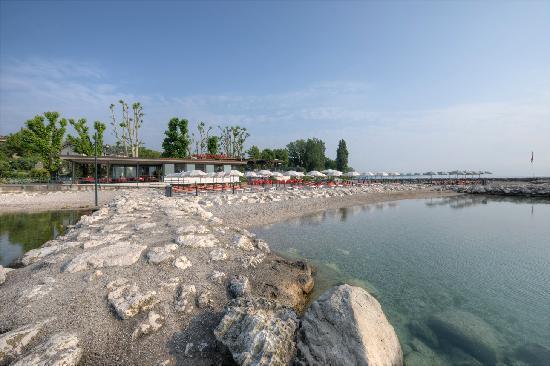 DESENZANINO BEACH - Picture of Ristorante Pizzeria Desenzanino ...