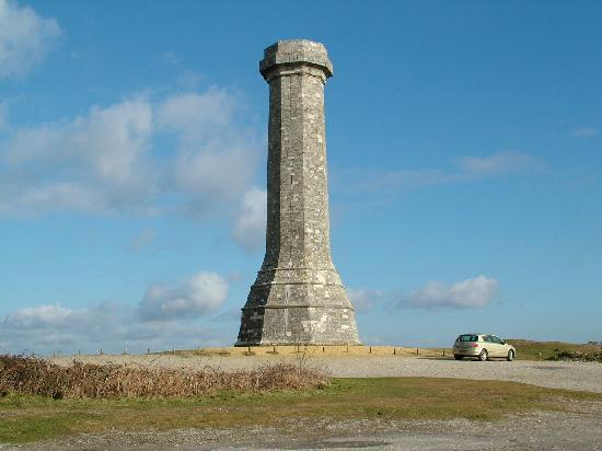 Field Farmhouse: Hardy's Monument