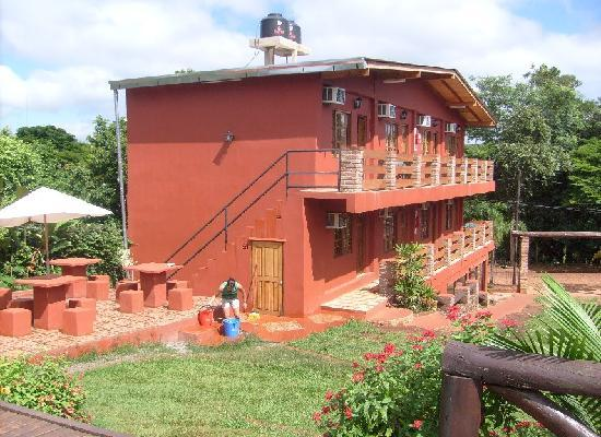 La Strada: Habitaciones arriba de Restaurant