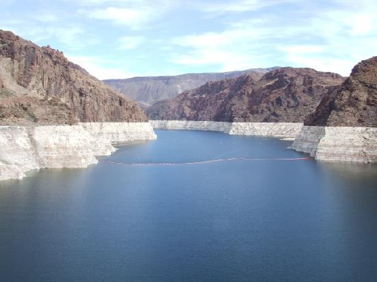 Guided Vegas Tours : Behind the dam