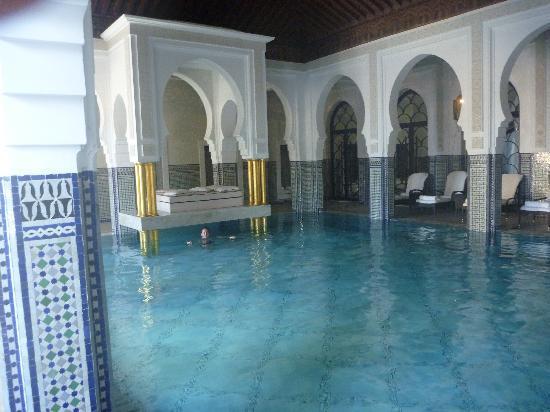 La Mamounia Marrakech : non so se mi spiego...