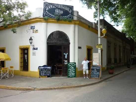 San Pedro, Arjantin: Antiguedades 1830