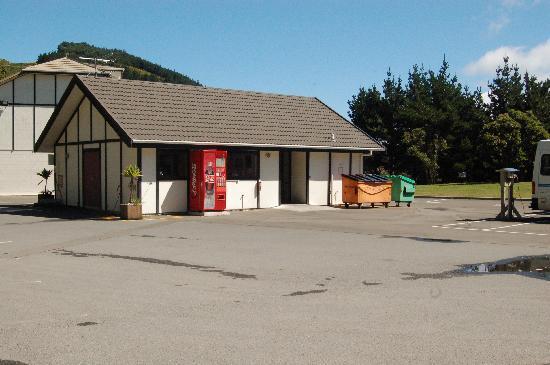 Capital Gateway Motor Inn : Communal Area