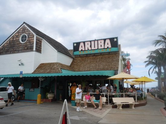 Lauderdale by the Sea, FL: Aruba beach cafe