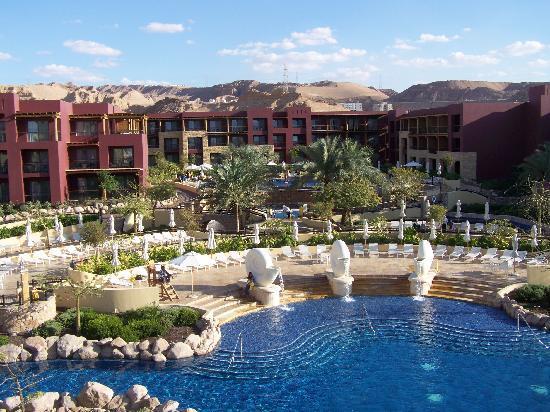 Movenpick Resort & Spa Tala Bay Aqaba: vue générale de l'hôtel