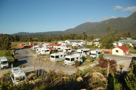 Franz Josef TOP 10 Holiday Park: General View
