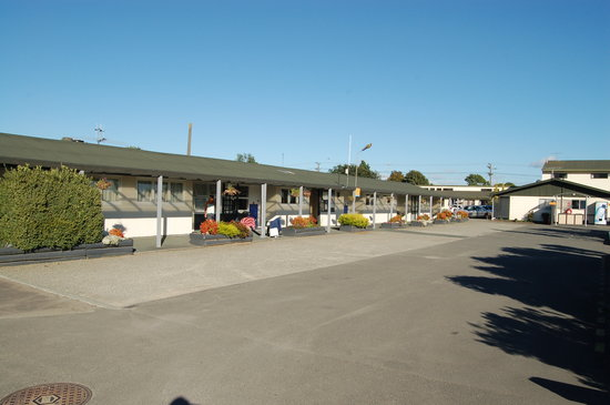 Richmond Motel & Holiday Park: Cabins