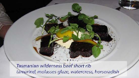Park Hyatt Sydney : Beef