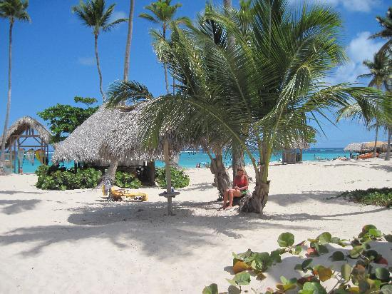 Iberostar Grand Hotel Bavaro: Our private spot