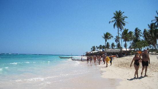 Iberostar Grand Hotel Bavaro: Beautiful beach