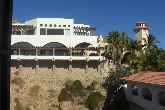 Sandos Finisterra Los Cabos: Hotel Restaurant - Famous Whale Watcher Bar