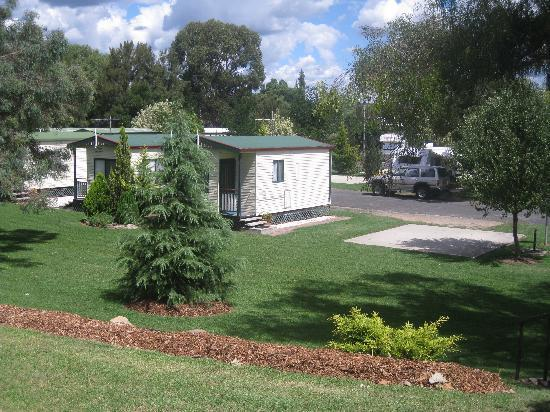 Inverell, ออสเตรเลีย: Ensuite Cabins